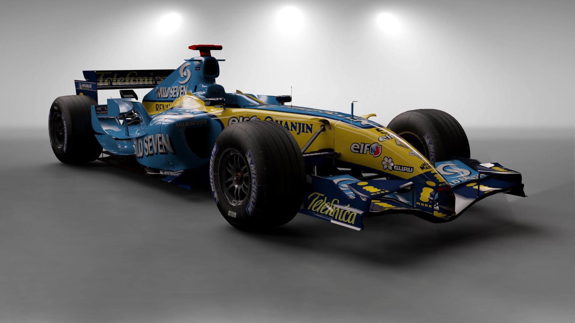 vrc 2005 renault r25 racedepartment
