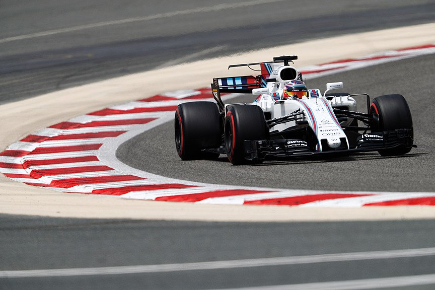 Williams Bahrain Test Gary PAfett.jpg