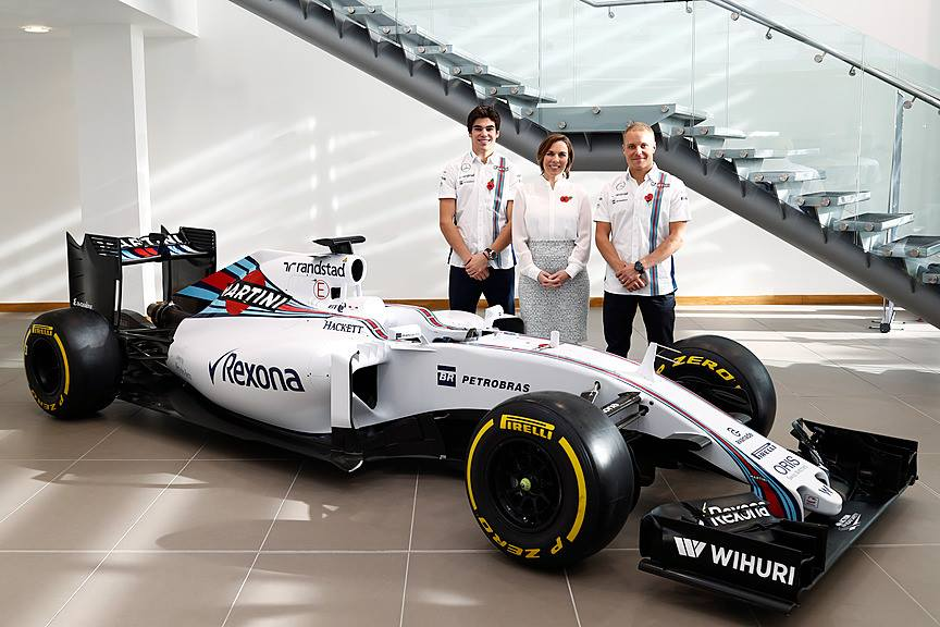 Williams Bottas Stroll Announcement.jpg