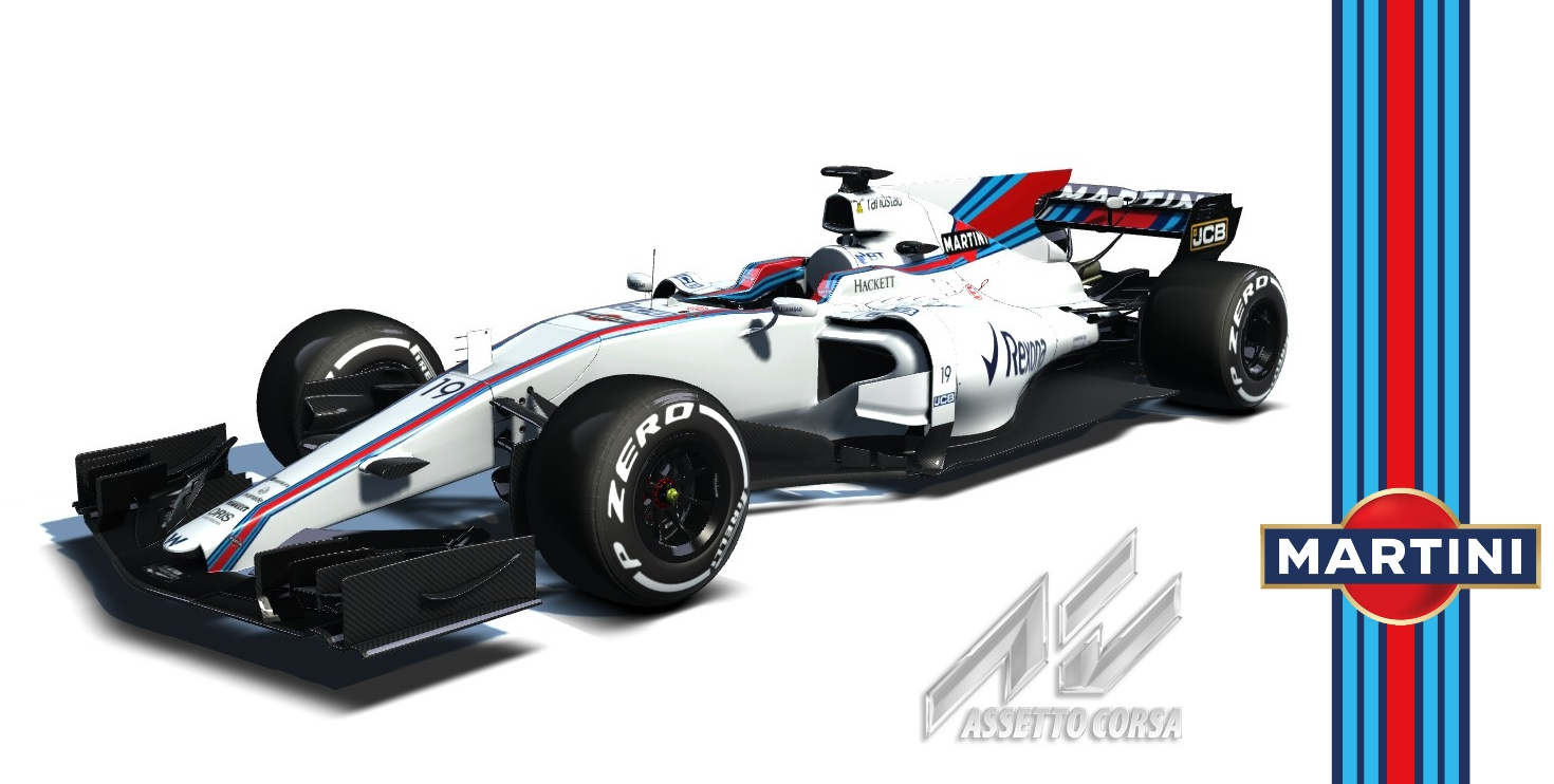 Williams Martin Racinf FW40.jpg