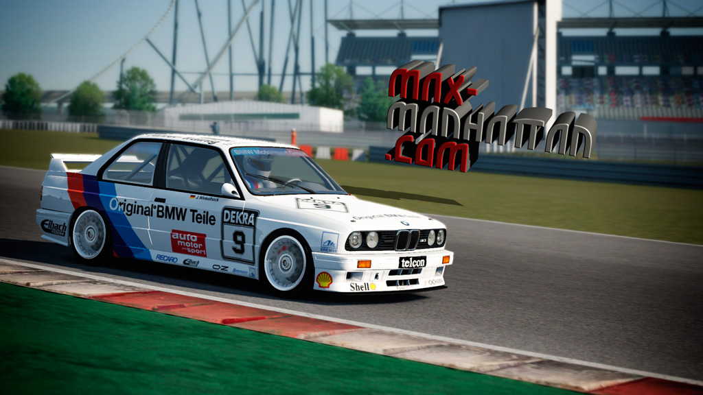 Bmw M3 E30 Dtm 1990 Team Bigazzi Skin Pack Racedepartment