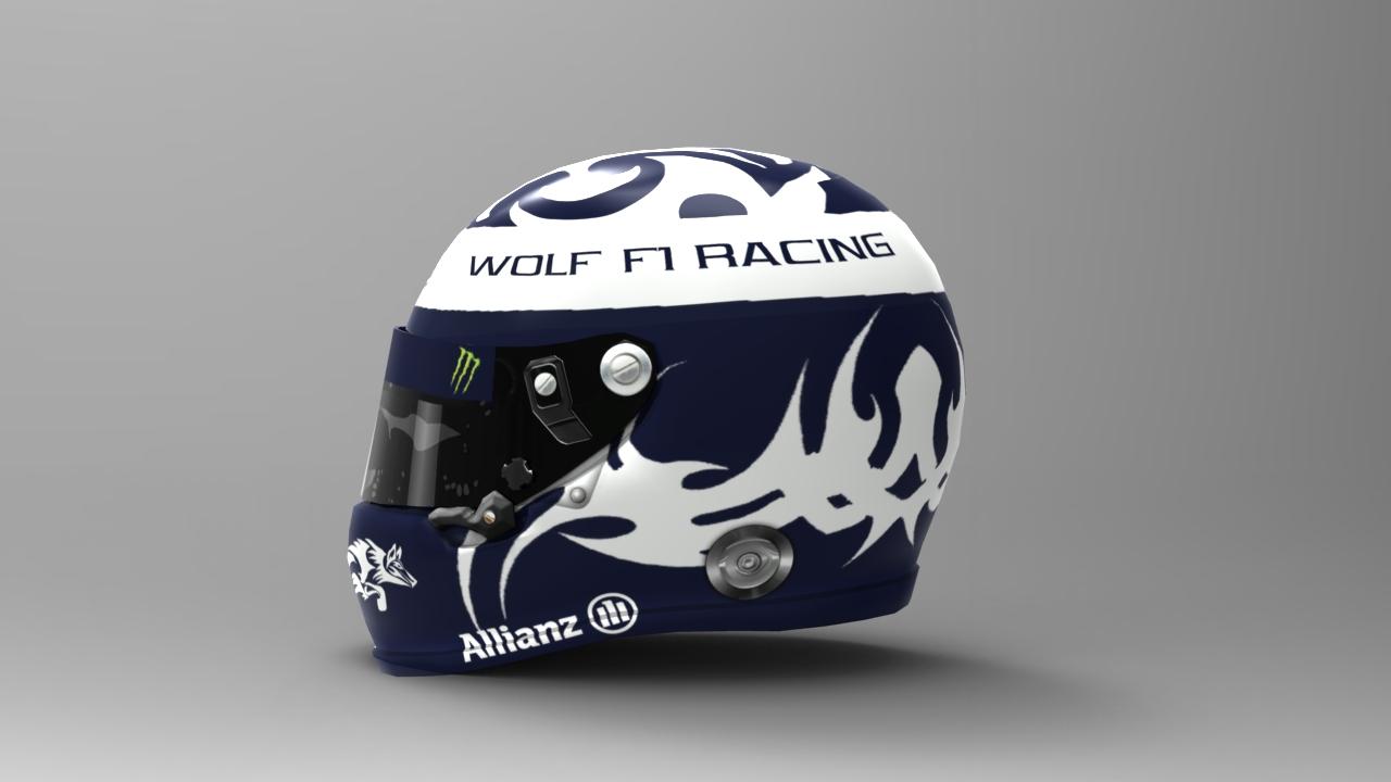 Wolf F1 Racing Helmet.144.jpg