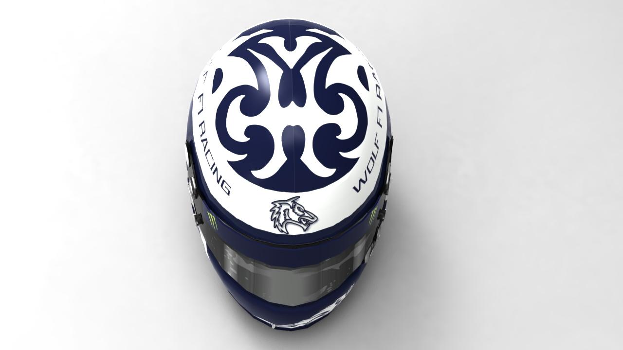 Wolf F1 Racing Helmet.146.jpg