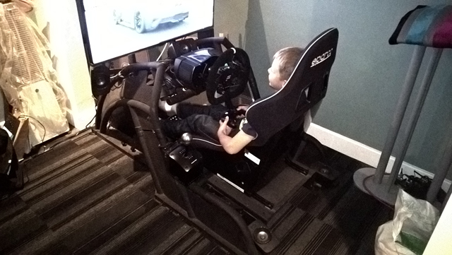Sell For Sale Professional Fanatec Race Sim Uk