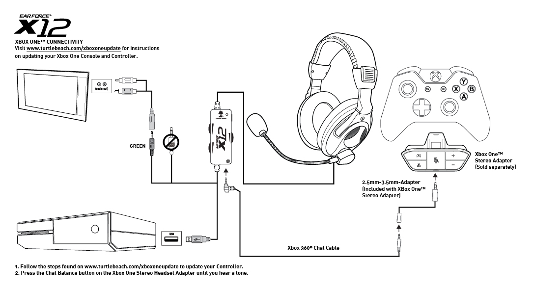 problem with using xbox headset with thrustmaster wheel Tremolo Pedal Diagram Basic at edmiracle.co
