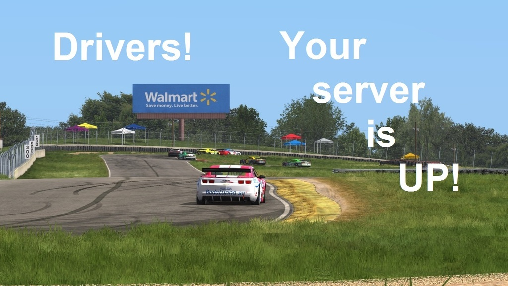 Your server is up.jpg