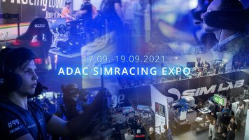 RaceDepartment named as official media partner for the ADAC Sim Racing Expo