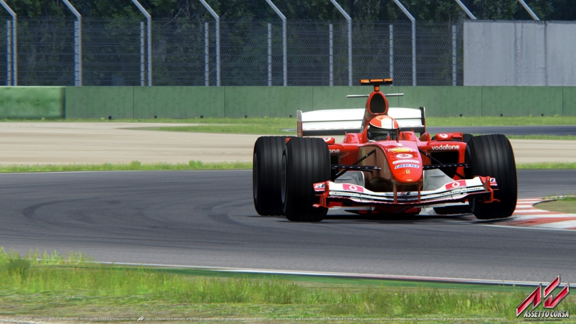 Assetto Corsa - Ferrari F2004 and Superfast Introductions