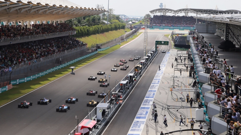2017 Formula One Malaysian Grand Prix
