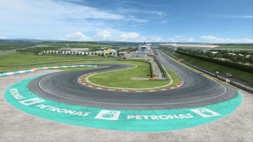 Sepang International Raceway Released for RaceRoom Racing Experience