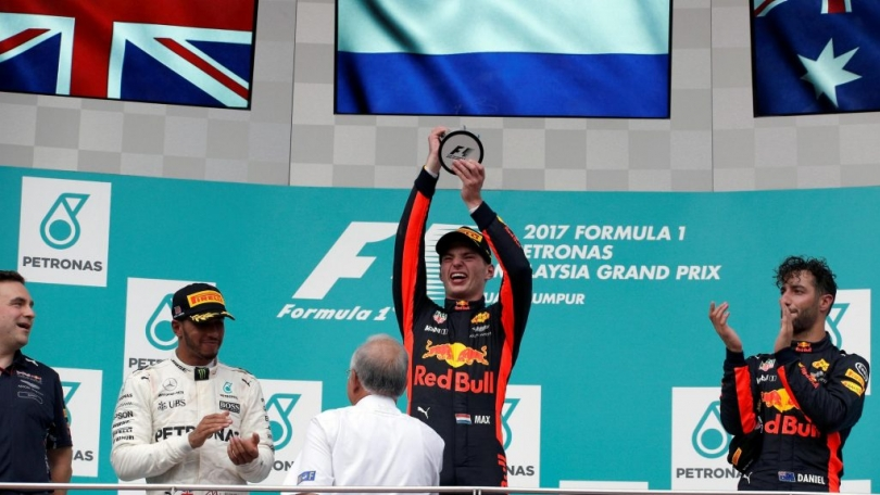 Malaysian Grand Prix: Driver of the Day - VOTE NOW!