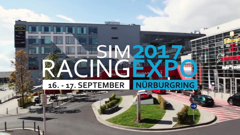 Sim Racing Expo - A Chat With Heusinkveld and the Man Behind the Event