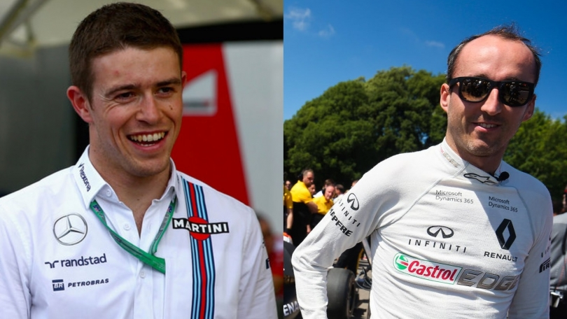 Kubica, di Resta to Get Williams Chance Ahead of Driver Decision