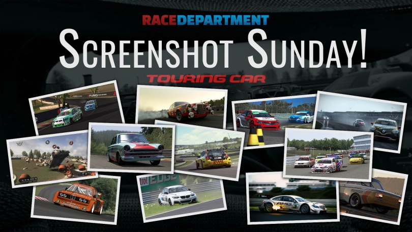 Screenshot Sunday - Touring Cars
