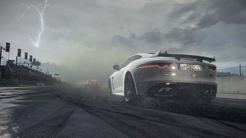 Project CARS Update 2.0 Released