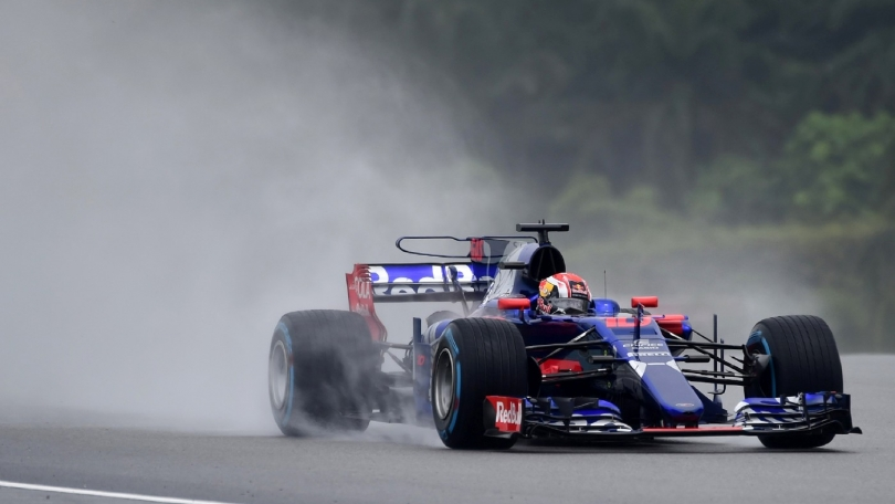 Toro Rosso in Hunt for New Driver For USGP