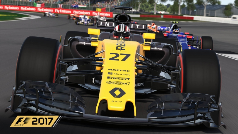 F1 2017 Patch 1.10 Released for PC, PS4 - Xbox One to Follow