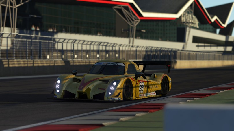 Introducing the Radical RXC Turbo GT3 of rFactor 2