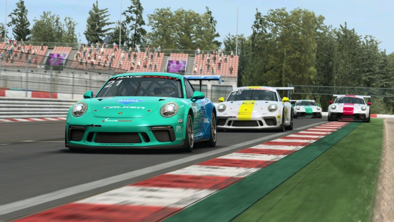 RaceRoom Porsche DLC Live Stream and Interview - Wednesday December 20th