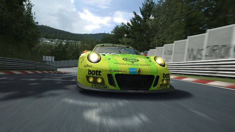 Porsche Cayman GT4, 911 Cup and 911 GT3 R Released for RaceRoom!