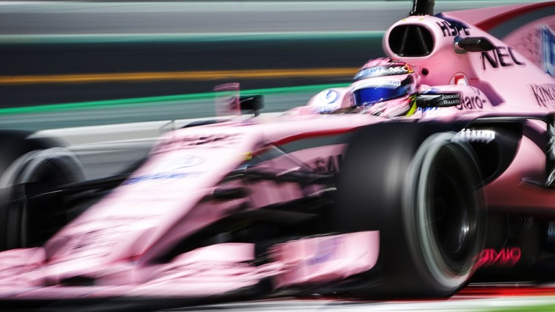 F1 End of Season Report: Rate the Grid - Sergio Perez