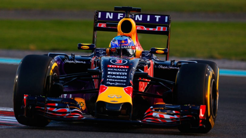 F1 End of Season Report: Rate the Grid - Daniel Ricciardo