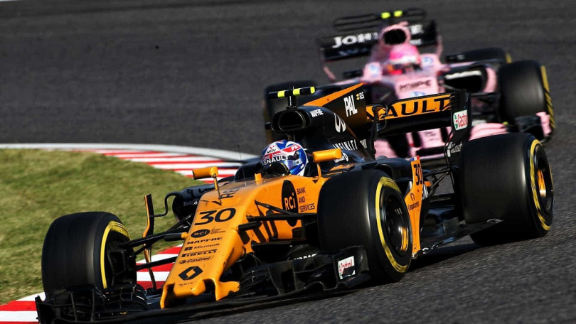 F1 End of Season Report: Rate the Team - Renault