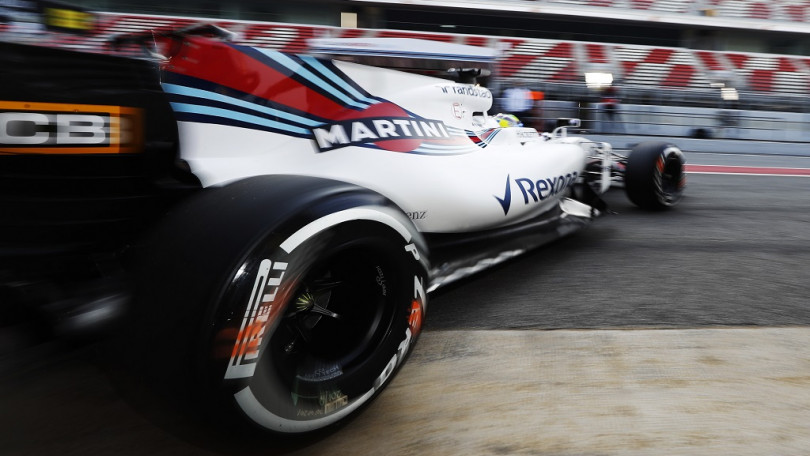 F1 End of Season Report: Rate the Team - Williams Mercedes