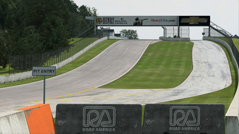Talk and Drive: RaceRoom Road America Preview