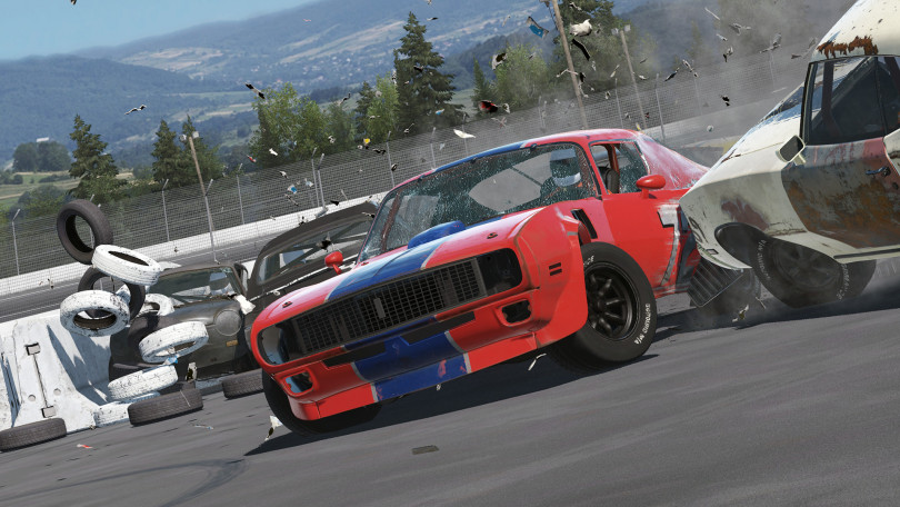 Exciting Content and Features Revealed for Wreckfest in 2018