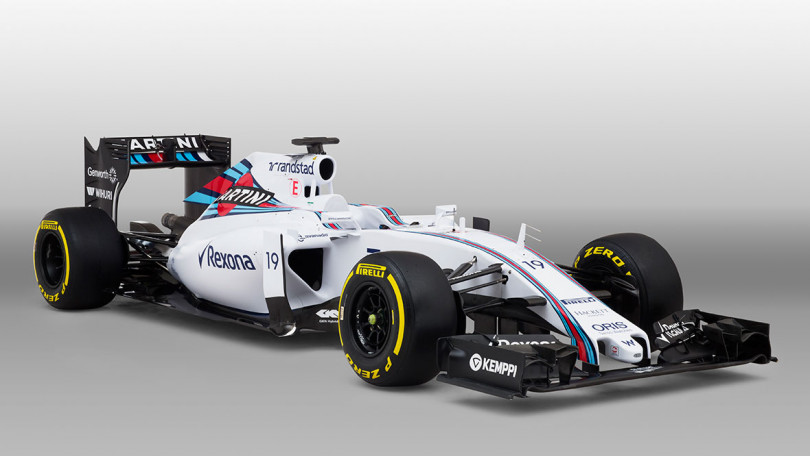 Williams Latest Team to Confirm Car Launch Date
