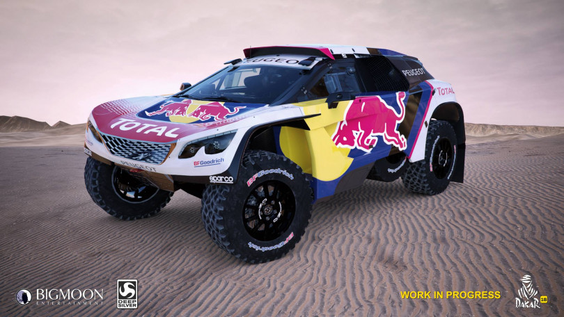 DAKAR 18 Preview Images and Interview Questions Request!