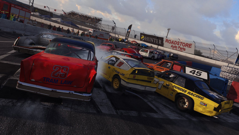 Wreckfest January Updated Hotfix 2 Released