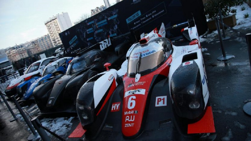 10 LMP1 Cars Confirmed for New Look WEC in 2018/19