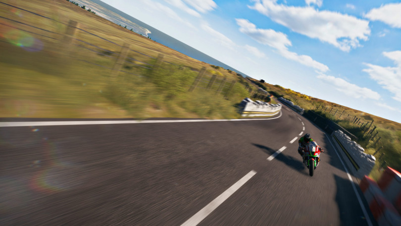 Check Out the New In Game Footage From TT Isle of Man: The Game