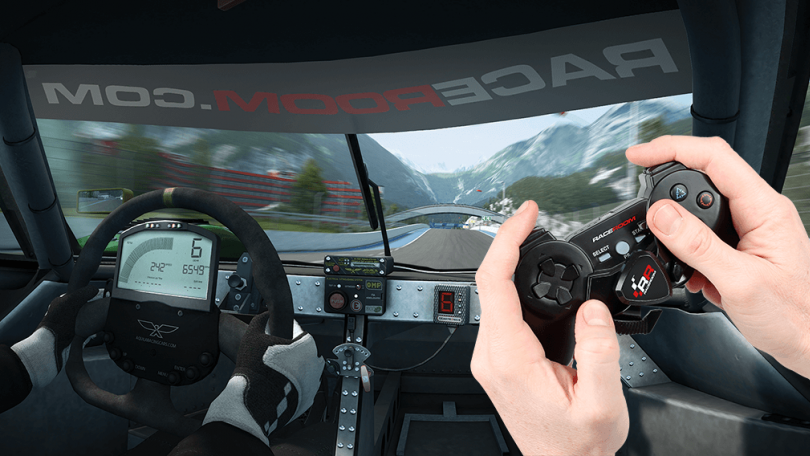 Have Your Say: Can You Sim Race Competitively With a Controller?