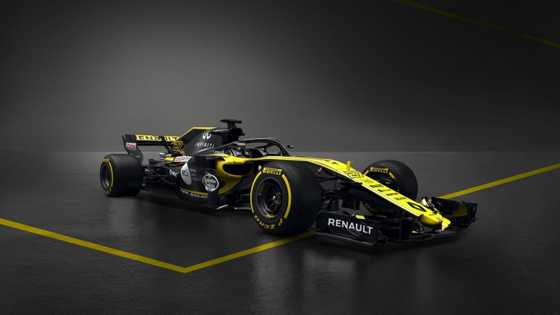 Revealed: Renault RS 18