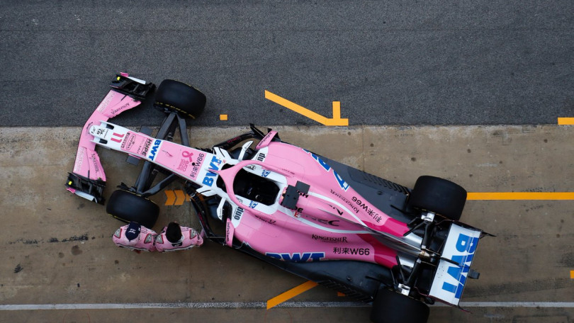 Revealed: Force India VJM11