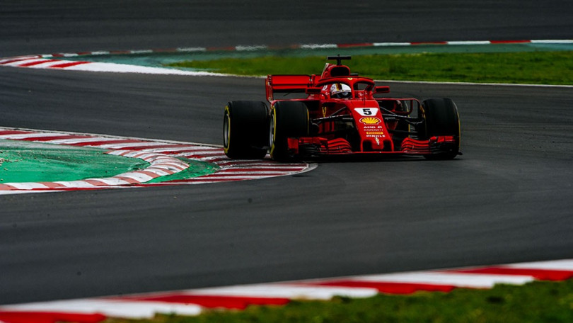 F1 Pre-Season Testing Day 2 - Ferrari Bounce Back