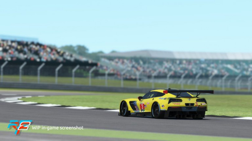 rF2 February Roadmap: Corvette, LMP3, Sebring and More..!