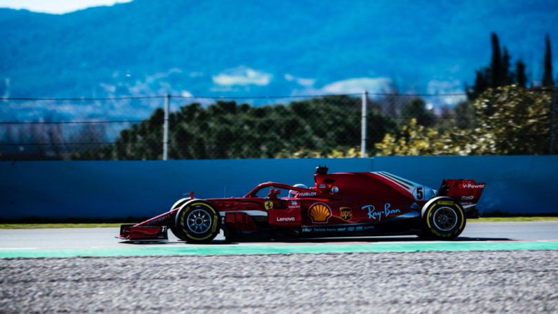 F1 Test 2: Day 3 - F1 Rivals Put on Red Alert