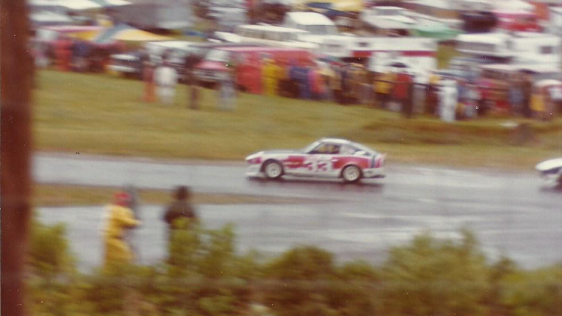 Dirt Mounds and Ditches, Slippin' and Slidin' at LRP in the 70's.