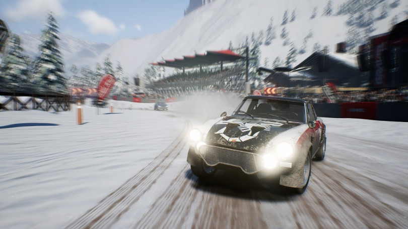 Gravel 'Ice and Fire' DLC is Here