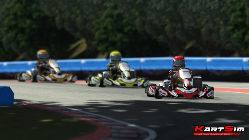 KartSim Released for rFactor 2!