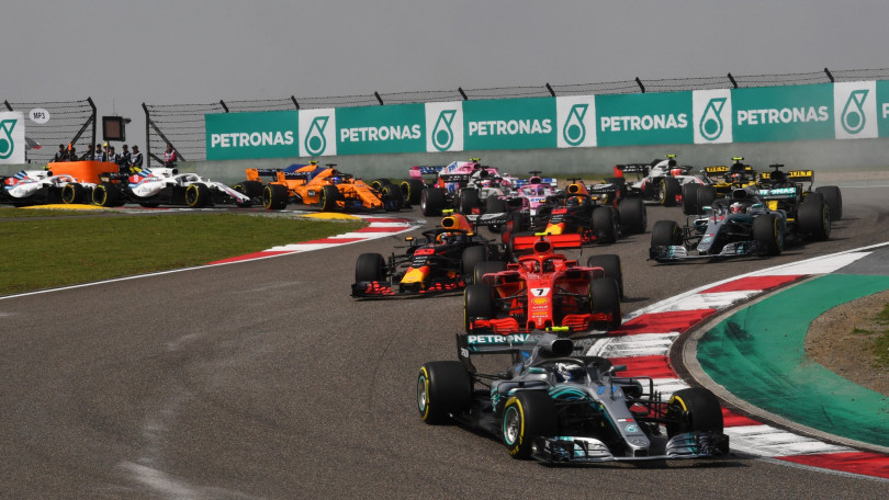 Chinese Grand Prix: Driver of the Day - Vote Now