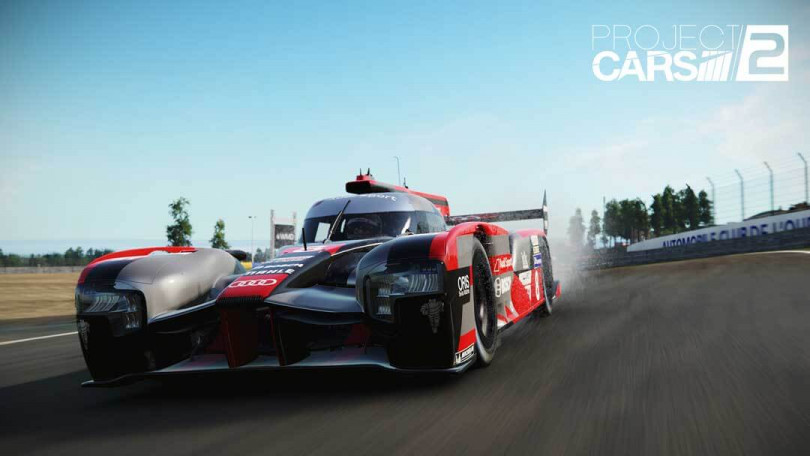 Spirit of Le Mans Now Available for Project CARS 2
