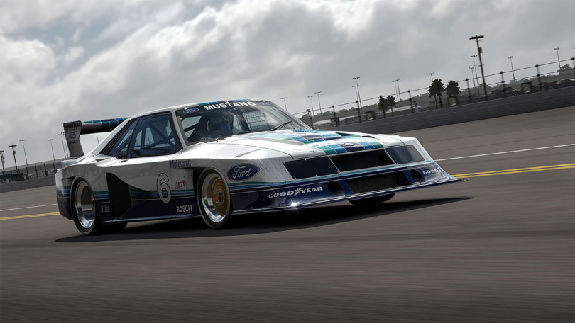 FM7 Update and Ford Zakspeed Roush Mustang IMSA GT Added - For Free!