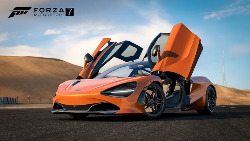 Forza Motorsport 7 July Update Includes Free Cars and a new DLC