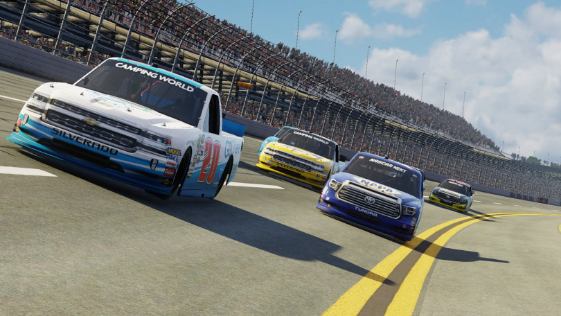 More NASCAR Heat 3 Preview Images Revealed