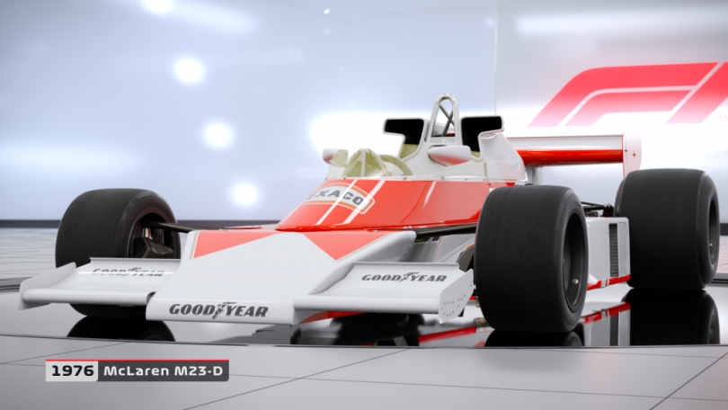 Full F1 2018 Classic Car Content Revealed!